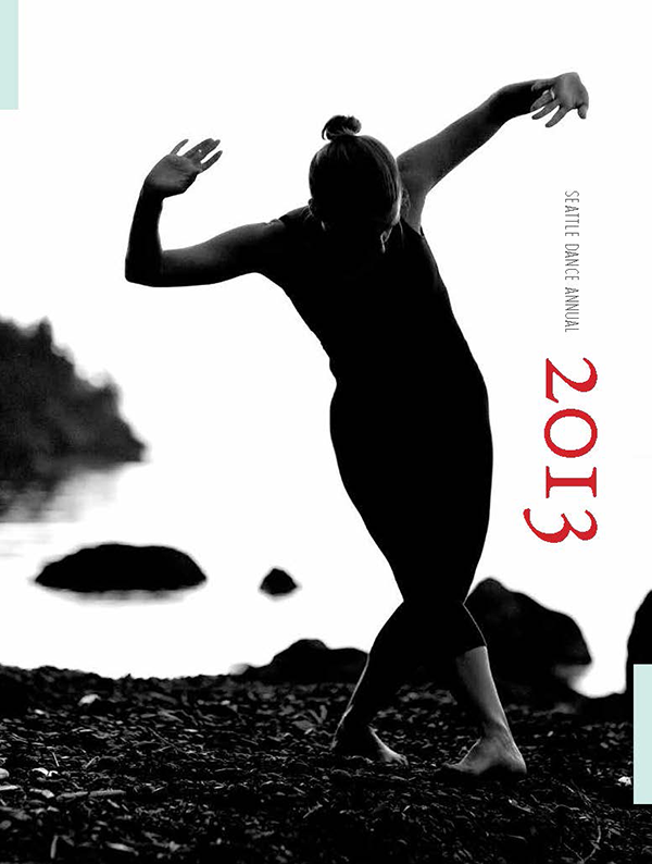 Seattle Dance Annual 2013 cover image